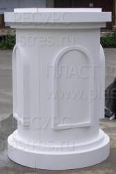 Декор из стеклопластика, фасады