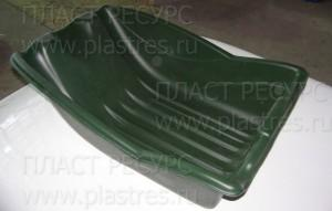 Пластиковый корпус. ПНД - полиэтилен низкого давления