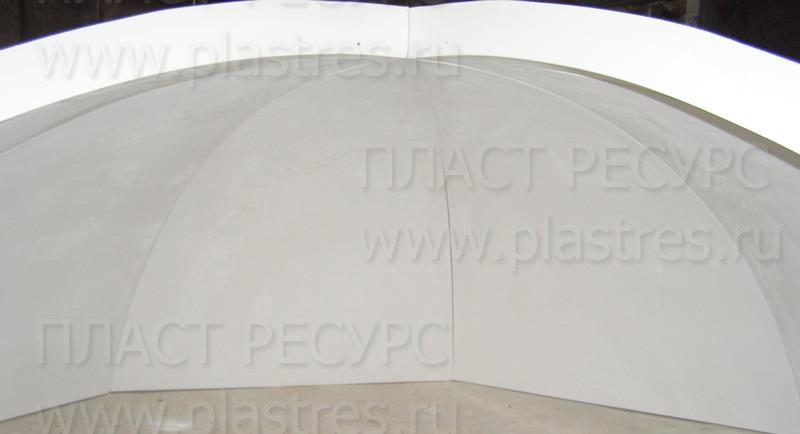 Купол пластиковый
